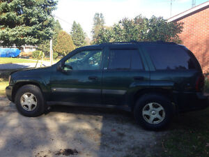 2003 Chevrolet Trailblazer Ls,low.mileage.compared.to.others.ads