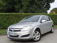 2007 Vauxhall Astra 1.4i 16v Energy***7 SERVICE STAMPS + MOT AUG/19**