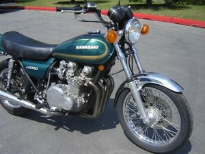 wanted 1973 to 1975 vintage   Kaw KZ  900  WANT TO BUY IT BACK