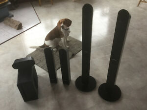 Complete Samsung surround sound never used - MUST SELL!!! Peterborough Peterborough Area image 1