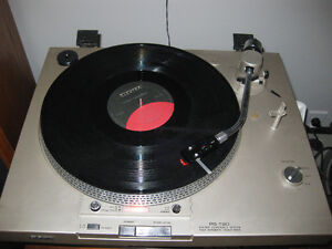 Sony PS-T20 Direct Drive Turntable