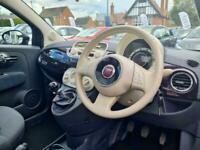 2014 Fiat 500 1.2 LOUNGE 3d 69 BHP Hatchback Petrol Manual