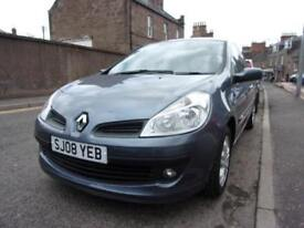 RENAULT CLIO 1.2 expression 2008 Petrol Manual in Grey