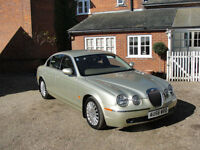 2006(56) JAGUAR S-TYPE 3.0 V6 AUTO SE - FULLY LOADED - SAT NAV - FULL HISTORY -