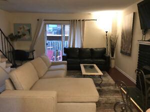 Short Term Apartment Rentals in Sarnia 3/4 Bedroom December 1