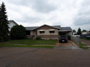 Three bedroom house  for rent in Lamont. Rent to own an option.