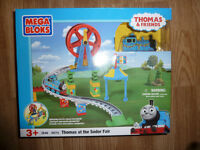 Ensemble Thomas & Friends Mega Bloks Thomas at the Sodor Fair