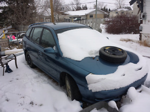 2002 Kia Rio Rx-V - Parting out - Make an Offer - Timing Slipped