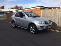 Mercedes-Benz ML280 3.0 TD CDI Edition 7G-Tronic S 2007 113K