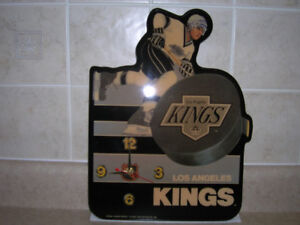 NHL Wall Clock