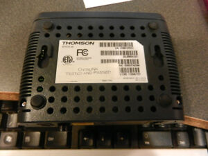 Thomson Speedtouch DSL modem