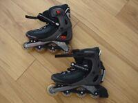 Rollerblade inline skates size 7 new!