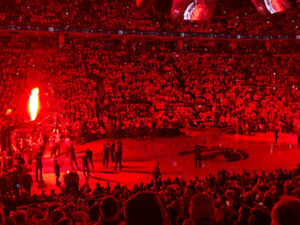 Raptors Charlotte Bobcats Platinum Tickets Oct 22