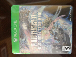 Xbox one final fantasy 15 DELUXE EDITION