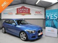 2013 BMW 1 SERIES 2.0 116D M SPORT 3D 114 BHP DIESEL