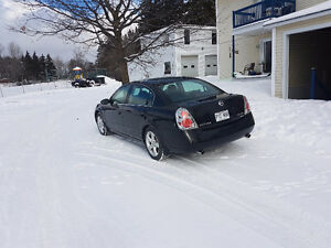 2005 Nissan Altima Se Berline