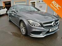 2016 Mercedes-Benz CLS CLASS 2.1 CLS220 D AMG LINE PREMIUM 4d 174 BHP Coupe Dies