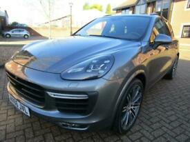 image for 2016 Porsche Cayenne 4.8 T TURBO TIPTRONIC 4WD (s/s) 520 BHP LEFT HAND DRIVE