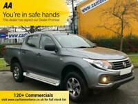2018 Fiat Fullback 2.4 LX 150ps Double Cab Pickup [ Low Mileage 2,722 ] A/con