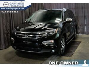 2018 Honda Pilot Touring AWD  - One owner - Accident-Free - $332