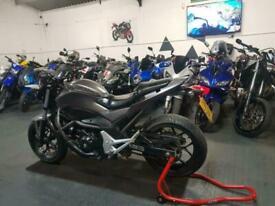 2014 Honda nc750 automatic gear