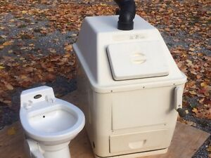Sun Mar Composting Toilet