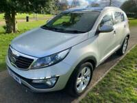 2012 Kia Sportage 1.7 CRDi 2 (s/s) 5dr ISG SUV Diesel Manual
