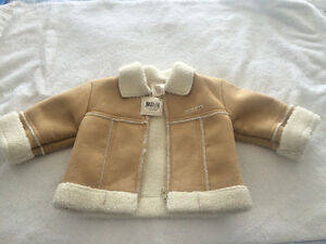 Suede Jacket - Brand New !