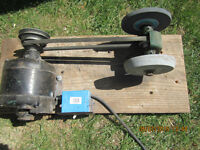 Used 1/4HP motor with Grinding machine