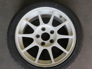 JDM 98 Spec Honda Acura Integra DC2 Type R OEM Wheel 16X7 +50