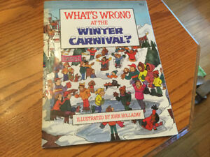 What's Wrong At The Winter Carnival?