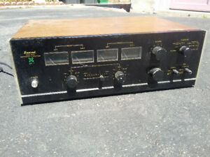 SANSUI QS-1 Quadraphonic Synthesizer.
