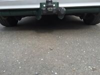 Renault trafic tow bar came off 2010