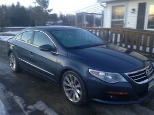 2009 Volkswagen CC Highline V6 Sedan