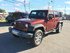2007 Jeep TJ WRANGLER UNLIMITED SUV,* SOFT AND HARD TOP *