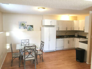 2 Bdrm Thickwood Furnished Bsmt w/ Full Kitchen