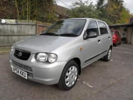 04 (54) SUZUKI ALTO 1.1 GL 5DR....ONLY 24,729 MILES FROM NEW ! £30 ROAD TAX
