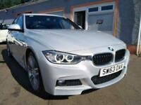 2013 BMW 3 Series 2.0 320I XDRIVE M SPORT 4d 181 BHP Saloon Petrol Manual