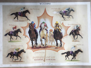 Woodbine Breeders Cup 1996