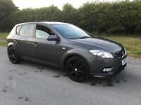 11 Kia Cee'd 3 TDi 47k Cheapest UK Previous Stolen/Recovered Cat C £2795 p/ex's