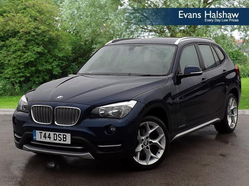 2012 bmw x1 bmw x1 xdrive20d xline diesel in lincoln. Black Bedroom Furniture Sets. Home Design Ideas