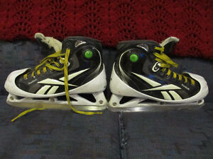 Reebok Goalie Skates Kingston Kingston Area image 1