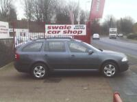 2008 58 Reg Skoda Octavia 1.9TDI PD Ambiente Estate DIESEL ESTATE CAR NEW MOT