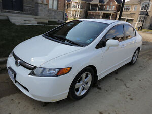 2008 Honda Civic 1.8 PRISTINE CONDITION / CERTIFIED. $6500.