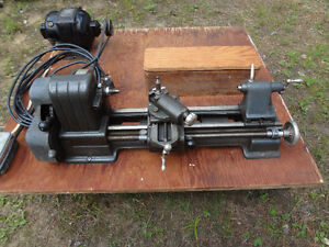 Selling (1) Craftsman/Dunlop Metal Hobby Lathes