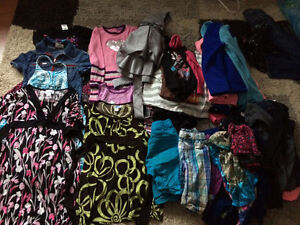 40+ item, spring and summer lot size 8