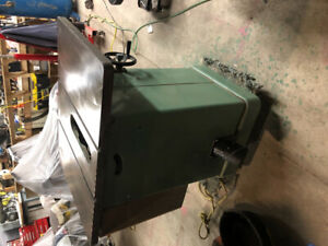 General 350 table saw 3hp made in Canada