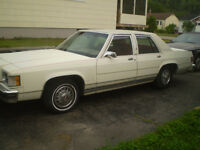 1979 MERCURY GRAND MARQUIS - $1000 or TRADE FOR  ??