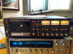 Tascam 133 cassette player