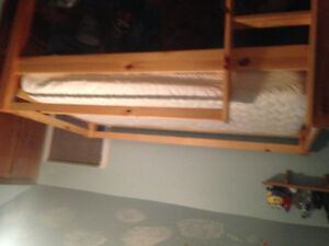 Kids bed with ladder 150obo London Ontario image 3